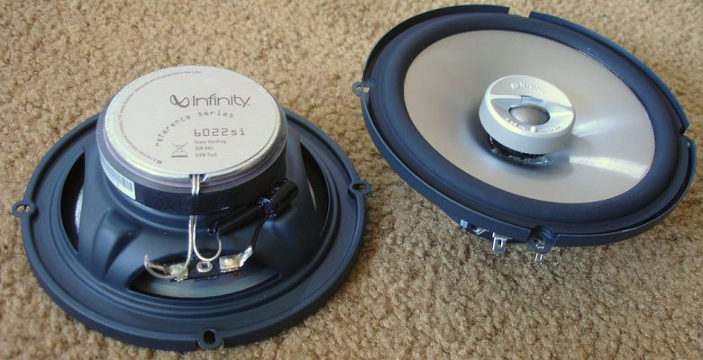 Dodge Ram Infinity Speaker Replacement step by step